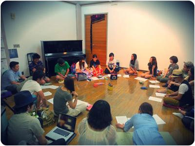 ヌマフェス2012、はまらいんやミーティング